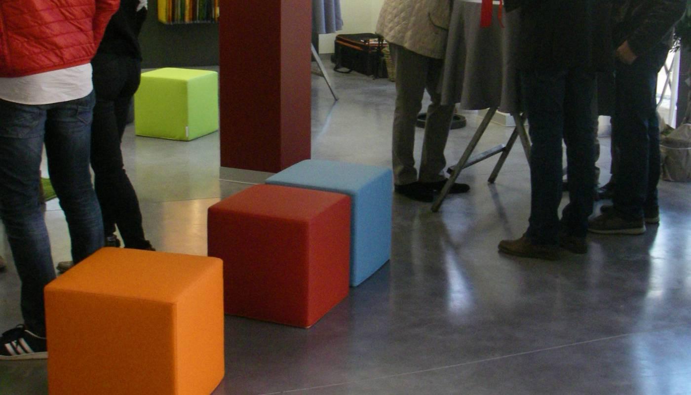Inauguration de CG Atelier à Tarchamps