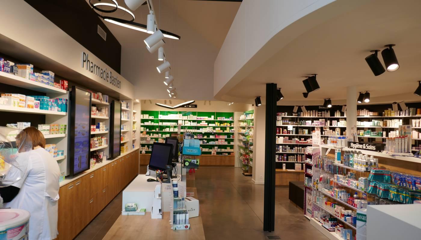 Pharmacie Bastien à Wellin