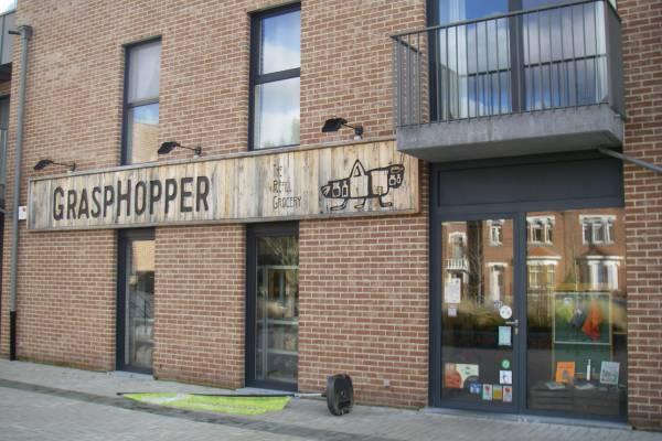 GraspHopper - épicerie zéro déchets à Ottignies