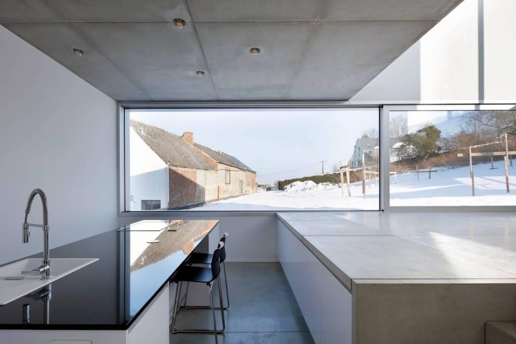 Nos solutions b tons pour les cuisines sobemo sobedal for Beton lisse exterieur belgique