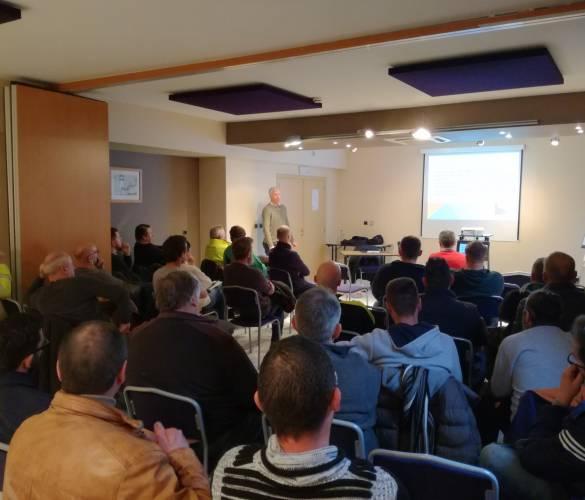 Réunion annuelle Sobemo-Sobedal - présentation des résultats 2018 et perspectives 2019
